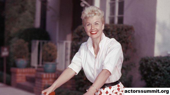 Mengenal Tentang Doris Day, Aktris dan Juga Penyanyi Amerika